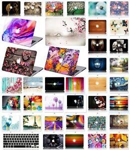 "Laptop Hard Case Cover to Apple MacBook 13"" White Unibody 2010 A1342 MC516/MC207"