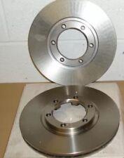 VAUXHALL MONTEREY/ISUZU TROOPER B/N FRONT DISCS ABS BRAKE FITS FROM 98/2000
