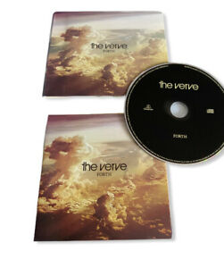 The Verve Forth The Verve CD The Cheap Fast Post Look Indie Brit Pop Richard Ash