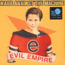 RAGE AGAINST THE MACHINE EVIL EMPIRE VINILE LP 180 GRAMMI NUOVO