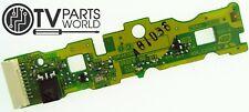 Panasonic TC-P42ST30 IR Sensor Board TNPA5398 A81036, A81253, A81206