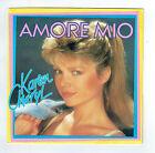 "karen CHERYL Vinyl 45 tours SP 7"" AMORE MIO - BABY DOLL - WEA 24 9044 F Reduit"
