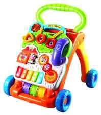 Sit-to-Stand Interactive Learning Walker Fun To Maneuver Development Baby Toys