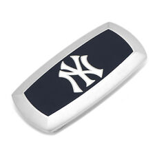 MLB New York Yankees Cushion Money Clip, Officially Licensed