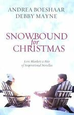 Snowbound for Christmas: Let It Snow/Christmas in the City (Heartsong Christmas