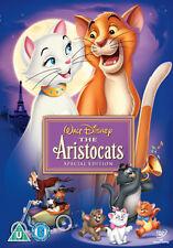 THE ARISTOCATS - DVD - REGION 2 UK