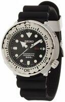 NEW SEIKO SBBN033 PROSPEX MARINE MASTER diver's watch Men's Black from JAPAN