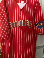 Brooklyn cyclones jersey size 50