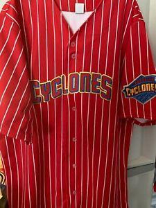 Brooklyn cyclones jersey size 50
