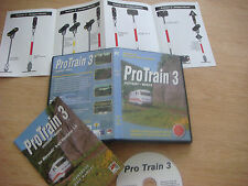 Pro Train 3 Stuttgart-München (Microsoft Train Simulator Add-On)