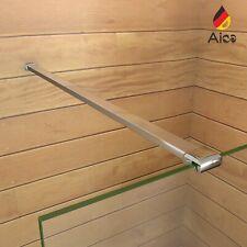 Aica Barra Stabilizzatrice Box Doccia Fissato In Alluminio 90/140 Tagliabile