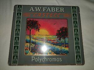24 Faber Castell POLYCHROMOS Künstlerfarbstifte 111 Jahre 12 24 36 Neu!