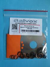 SAAB 99 Turbo 900 2.0i Fuel Metering Distributor Repair kit for Bosch 0438100032