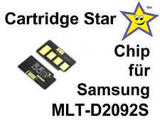 TONER reset CHIP PER SAMSUNG scx-4824 4825 4828 ml-2855 mlt-d2092