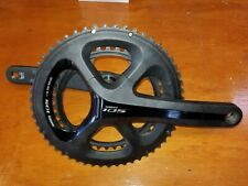 Shimano 105 Crankset, 11 speed, used