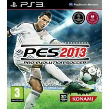 Pes 2013 for PLAYSTATION 3 PS3 Used Guaranteed Italian pro Evolution Soccer 13