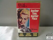 Another Time, Another Place (VHS) Lana Turner Barry Sullivan Sean Connery