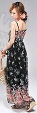 Casual Floral Maxi Dresses Size Petite for Women