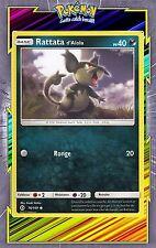 Rattata d'Alola - SL1:Soleil et Lune - 76/149 - Carte Pokemon Neuve Française