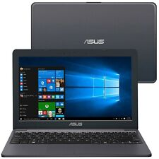 "Asus Vivobook 11.6"" Laptop Pentium Silver N5000 4GB RAM 64GB Grey E203MA-FD004R"
