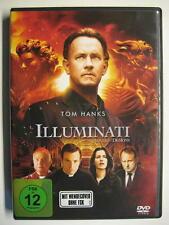 ILLUMINATI - ANGELS DEMONS - DVD - TOM HANKS