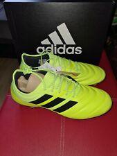 Détails sur Adidas Chaussures Football Copa Gloro 19.2 Sg EE8141 Coul. Jaune FluoNoir Août