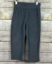 The Childrens Place Fleece Sweatpants Toddler Boy Size 4T - Gray