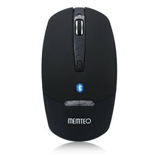 LED Ratón Bluetooth Inalámbrico Mice Mouse 1600 DPI para PC Ordenador Windows