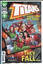 TITANS #30 - BEN OLIVER MAIN COVER - DC COMICS/2018