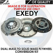 FOR FORD RANGER 2.5 3.0 4X4 2006- EXEDY CLUTCH & SOLID FLYWHEEL CONVERSION KIT