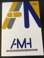 Australian Medicines Handbook 2020 by AMH**BRAND NEW**