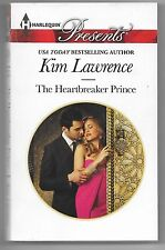Royal and Ruthless: The Heartbreaker Prince 3245 by Kim Lawrence (2014, Paperbac