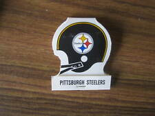 RARE , VINTAGE MATCH BOOK  Pittsburgh Steelers M/book 1979/80 in MINT CONDITION
