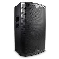 "Alto BLACK15 15"" 2-Way 2400 Watt PA Loudspeaker With Wireless Connectivity"