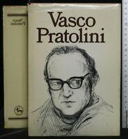 5 ROMANZI. Il quartiere... Vasco Pratolini. Mondadori.