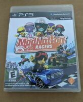 ModNation Racers (Sony PlayStation 3, PS3, 2010)