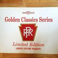 Bachmann Big Haulers Golden Classics Limited Series Pennsylvania Train NEW