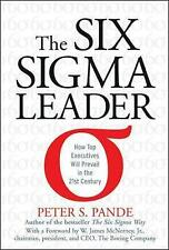 The Six Sigma Leader: How Top Executives Will Prevail in the 21st-ExLibrary