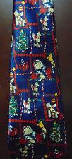 Santa Clause Christmas Men's tie