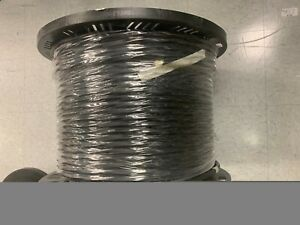 48 Fiber OM4 Multimode Indoor/Outdoor Tight Buffer Corning Glass PLENUM - 340 ft