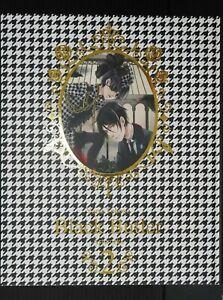 JAPAN Yana Toboso Artworks: Black Butler / Kuroshitsuji vol.2 (Art Book) Damage
