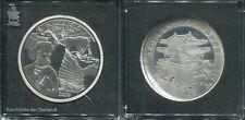 KOREA 2009 - 350 Won in Silber, PP - SEGELSCHIFFE Marco Polo
