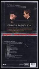 "FAUVE & RAPHELSON ""Montreux 2007"" (CD+DVD)2007 NEUF/NEW"