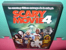 SCARY MOVIE 4  - DVD
