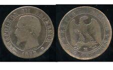 5 centimes NAPOLEON III 1853 MA  ( 1 )