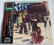 Step by Step - I Always Wanted to Be in the Band! JAPAN Mini LP CD (2008) NEW