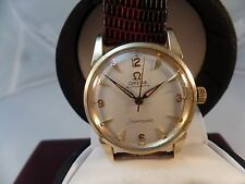 C. 1960 OMEGA Seamaster  570 Automatic 14K Gold Filled Dress Watch