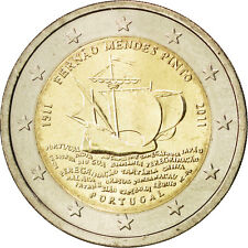 [#85021] Portugal, 2 Euro Mendes Pinto 2011