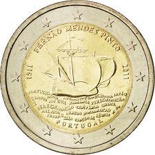 EUR, Portugal, 2 Euro Mendes Pinto 2011 #85021