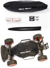 Dusty Motors Traxxas Slash 4x4 LCG / Rally Black Protection Cover Shroud